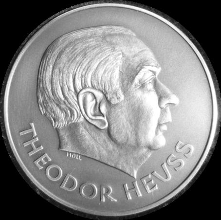Bild von Theodor-Heuss-Medaille 2018
